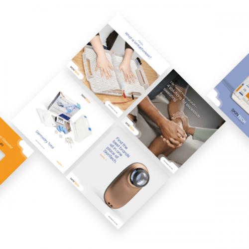 Skintech – Social Posts