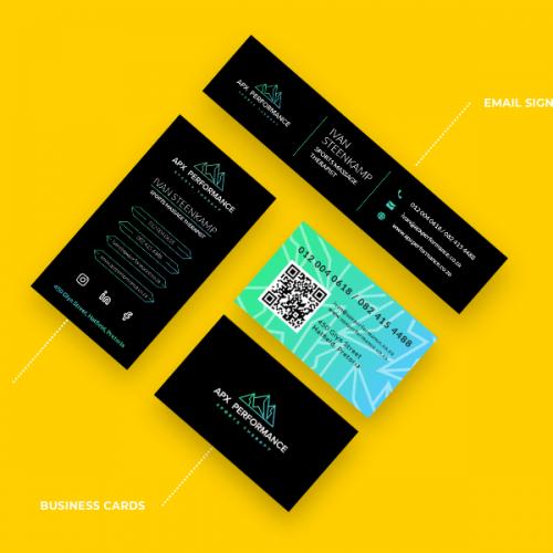 APX PERFORMANCE – Design Assets