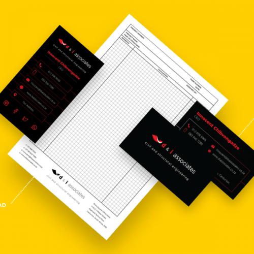 D&I Associates – Design Assets