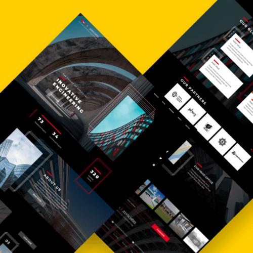 D&I Associates – Website